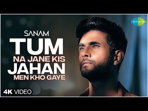 Tum Na Jane Kis Jahan Men Kho Gaye | SANAM | Official Music Video | Recreation | Cover Song