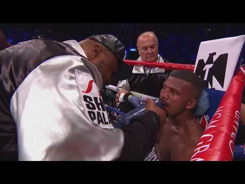 Badou Jack vs George Groves highlights