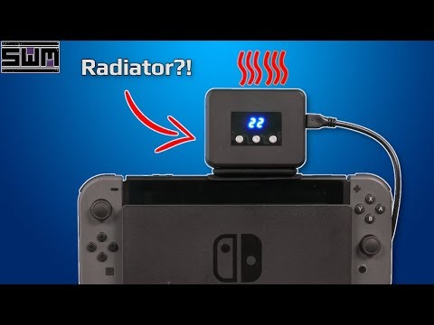 A Radiator For Your Nintendo Switch?!