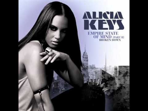 Alicia Keys - Empire State of Mind (Acoustic Piano Version)