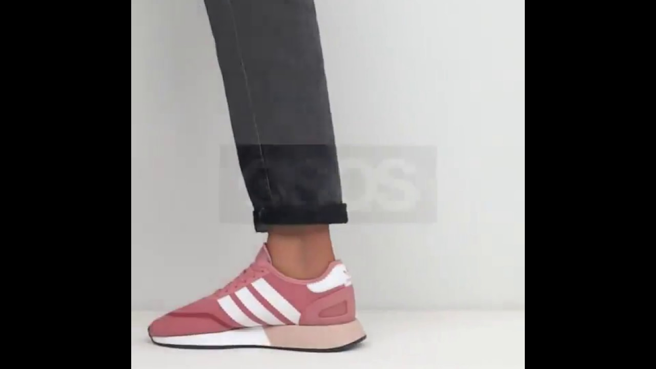 new product 340dd 4f865 Adidas Originals N5923 Sneakers In Pink
