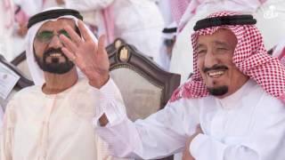 قصيدة «الزعيم الملهم» لسمو الشيخ حمدان بن راشد