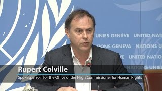 UN rights office urges civilian protection, as fighting continues in Mosul
