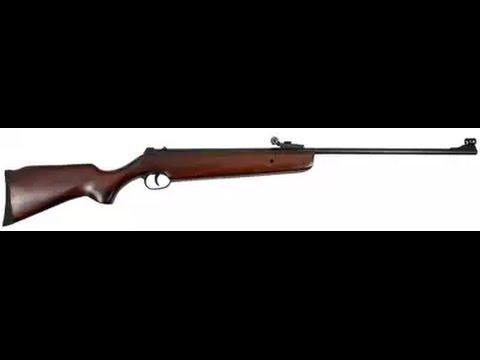 Hammerli 490 Express Break Barrel Rifle
