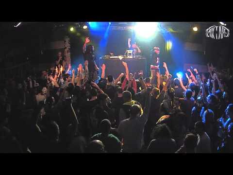 Swollen Members - Night Vision (live @ club *MIXTAPE 5* Sofia 26.02 .2015) Bulgaria