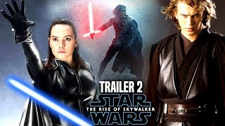 The Rise Of Skywalker Trailer 2 HUGE News Revealed! (Star Wars Episode 9 Trailer)