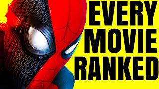 Every Spider-Man Movie RANKED (2019 Update)