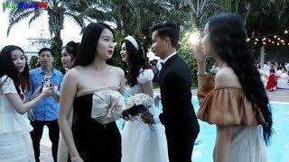 Toàn cảnh đám cưới Hot boy Phạm Bình và Hot girl Kim Thơ ở nhà hàng Nesta Cần Thơ !