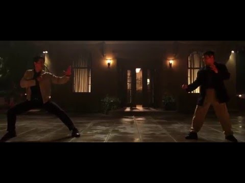 Romeo Must Die fight  Jet Li vs Russell Wong