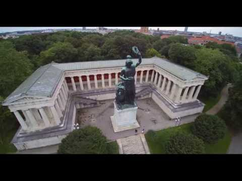 Ruhmeshalle mit Bavaria, Munich