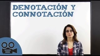 Diferencia entre denotación y connotación