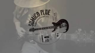 ARTIST:SUMICO PLUE ・TITTLE:SepiaGOLD Leaf/Blue Ocean Plue Sky ・LA...