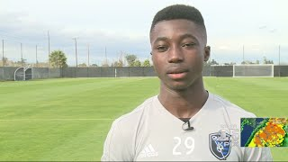 Teenage Soccer Star To Turn Pro With Earthquakes