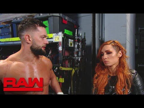 Becky Lynch gets advice from multiple Superstars: Raw, Feb. 11, 2019