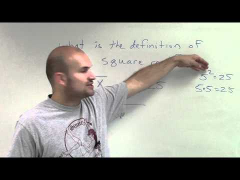 what is the definition of absolute or numerical dating