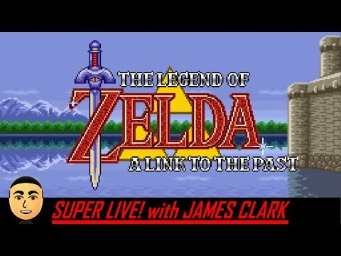 The Legend of Zelda: A Link to the Past ~ Part 1 ~