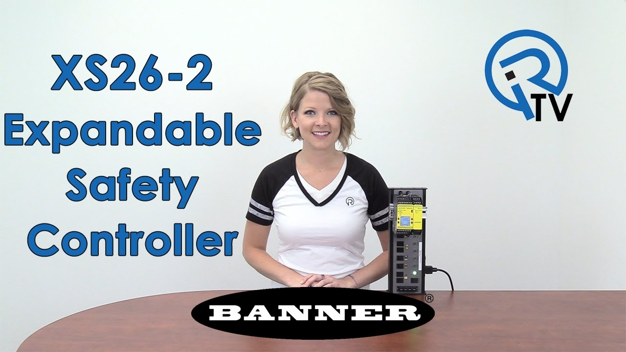 Banner XS26-2 Expandable Safety Controller - YouTube on solid state relay schematic, electrical relay diagram, selenium rectifier diagram, solid state relay operation, how does a relay work diagram, solid state relay 12v, latching relay diagram, solid state relay dimensions, solid state relay symbol, relay schematic diagram, solid state relay switch, solid state relay heater, solid state relay circuit, solid state voltage regulator, solid state relay tutorial, digital temperature controller circuit diagram, solid state relays ssr, solid state relay application, solid state relay failure, solid state relays how they work,