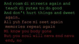 I-Octane - Lose A Friend Lyric