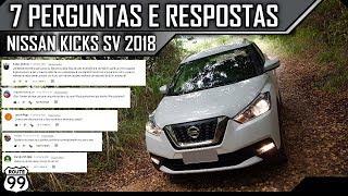 7 Perguntas E Respostas Sobre O Nissan Kicks Sv