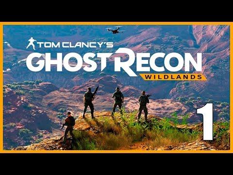 Ghost Recon Wildlands - Parte 1 Español - Walkthrough / Let's Play