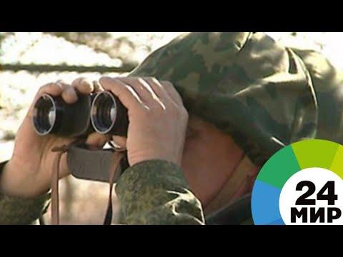 Интеллектуальная граница: рубежи Беларуси охраняют высокие технологии - МИР 24