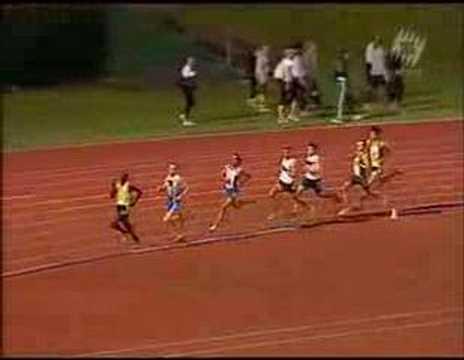 2008 Australian National Championships Mens 800m
