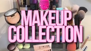 makeup collection of a 13 year old