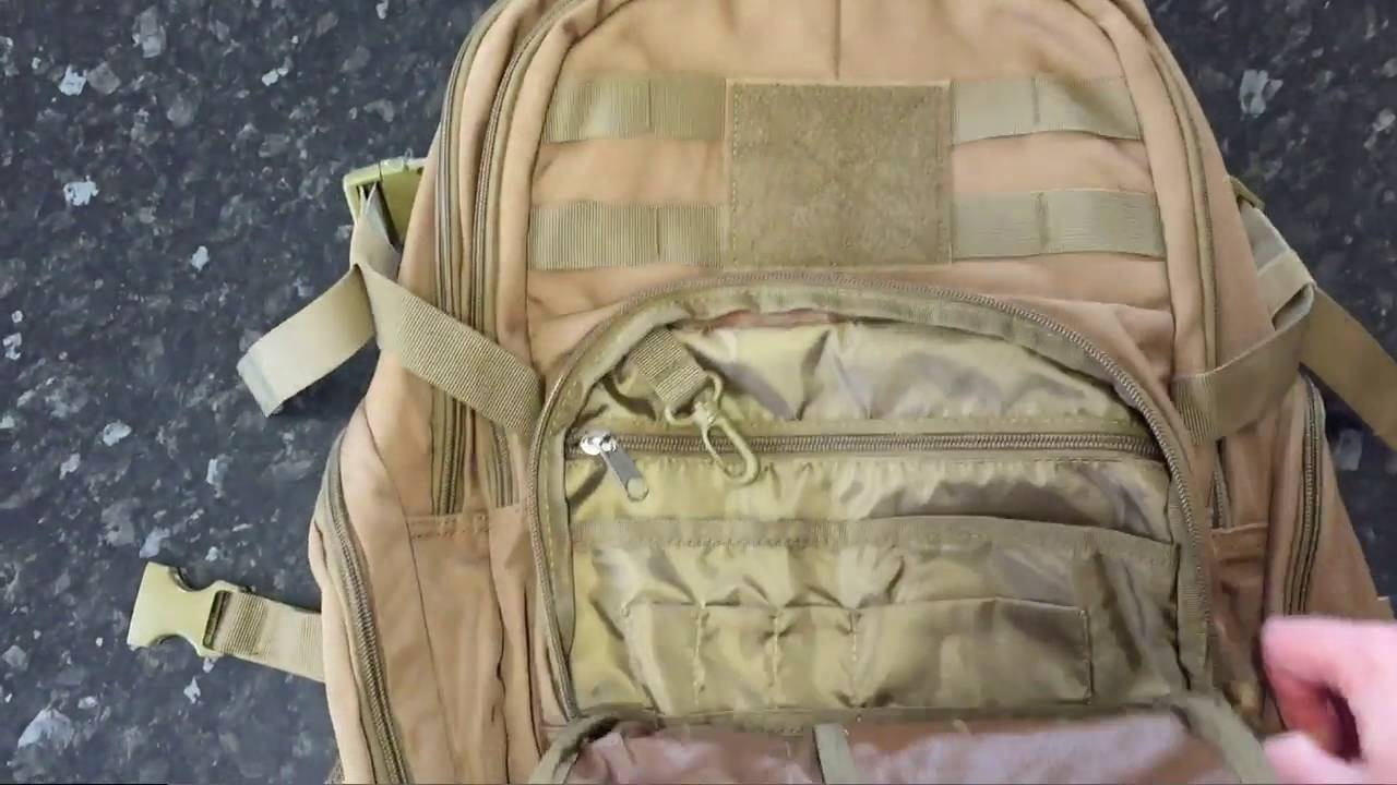 Mardingtop Tactical Backpack - YouTube 10a87965cd2a0