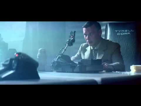 Leon Kowalski  Voight Kampff Test (Blade Runner)