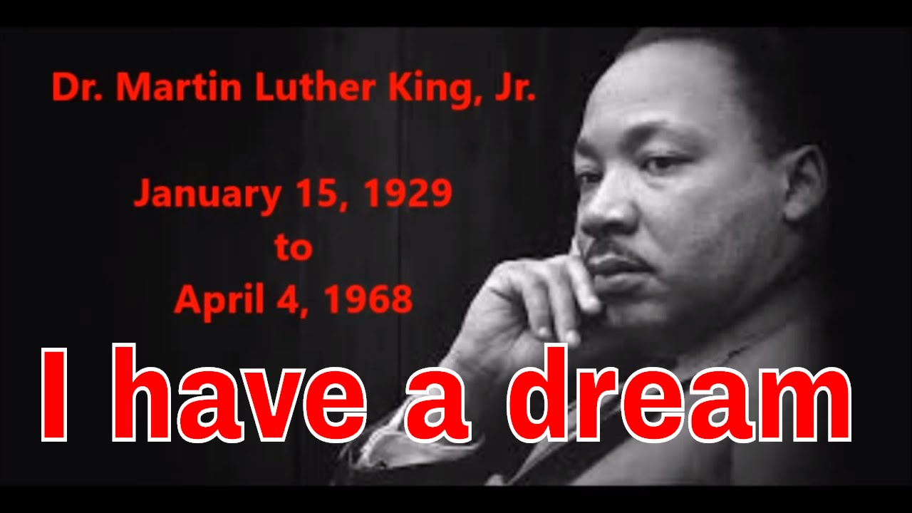 Top 10 Facts About I Have A Dream Speech Youtube