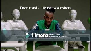 YNW Melly ft. Kanye West - Mixed Personalities (Instrumental) [Reprod. Ayo Jorden]