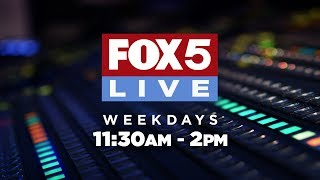 FOX 5 LIVE 11/13/17: THIS WEEK IN WEATHER