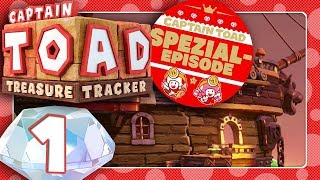 CAPTAIN TOAD: TREASURE TRACKER - SPEZIAL EPISODE DLC 🍄 #1: 18 neue Herausforderungen!