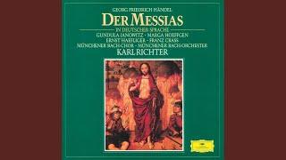 """Handel: Der Messias, HWV 56 - In Deutscher Sprache / Erster Teil - 12. Chor """"Denn Es Ist Uns..."""