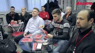 1-й семинар 1-го зимнего сезона: «Полированный бетон в России - это реальность!», 24 ноября 2016 г.(, 2016-12-09T08:56:18.000Z)