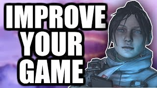 HOW TO INSTANTLY IMPROVE & BECOME BETTER AT APEX LEGENDS (TIPS)