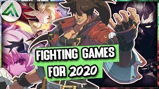 The Biggest Fighting Games Coming In 2020!