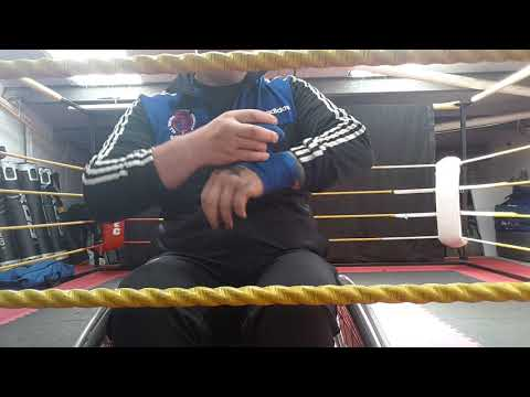 Townend boxing academy (hand wraps)