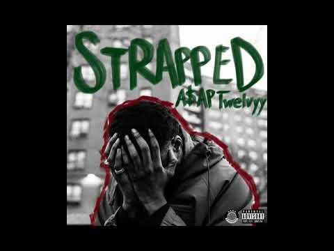 A$AP Twelvyy - Strapped *Instrumental*