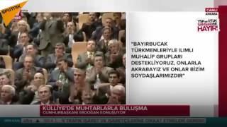 Erdogan, le 26 novembre 2015
