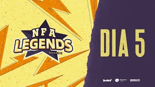FREE FIRE - NFA LEGENDS SEASON 2 DIA 5 - #NFAPRESENCIAL
