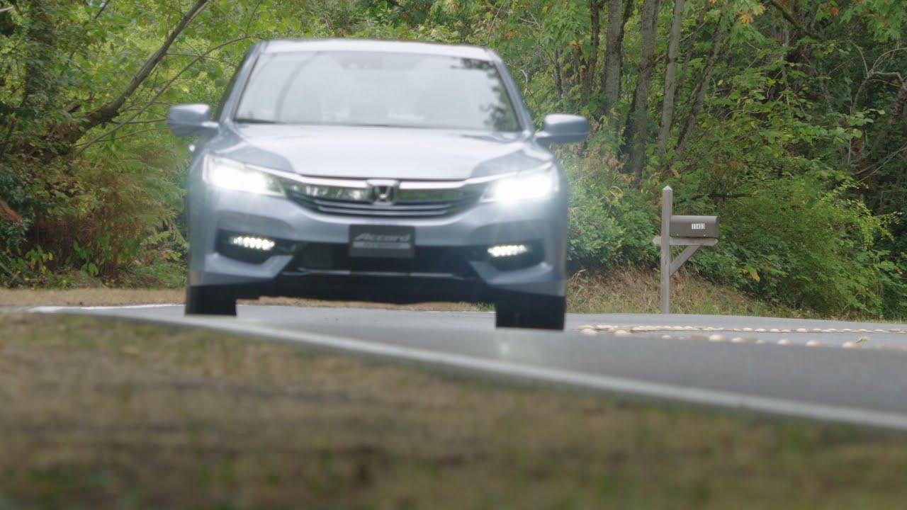 2017 Honda Accord Hybrid Touring Review Autonation