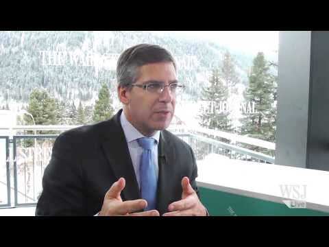 PWC's Moritz: Cyber Security Top 2014 Tech Concern | Davos World Economic Forum