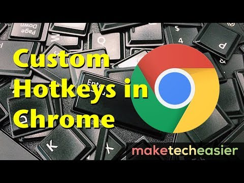 How to Assign Custom Hotkeys to Your Chrome Extensions