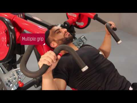1HP533 - Super inclined bench press