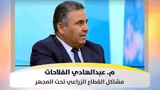 م. عبدالهادي الفلاحات - مشاكل القطاع الزراعي تحت المجهر - اصل الحكاية