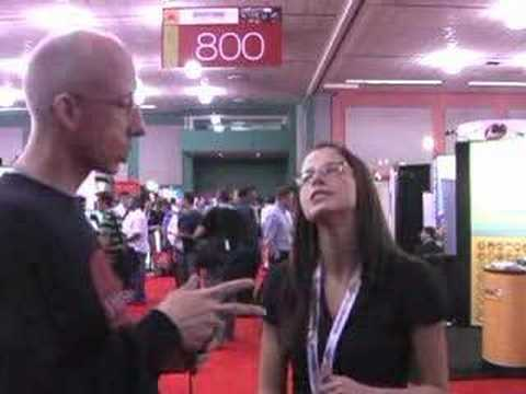 Interview of Kate Falconer at SES San Jose 2007
