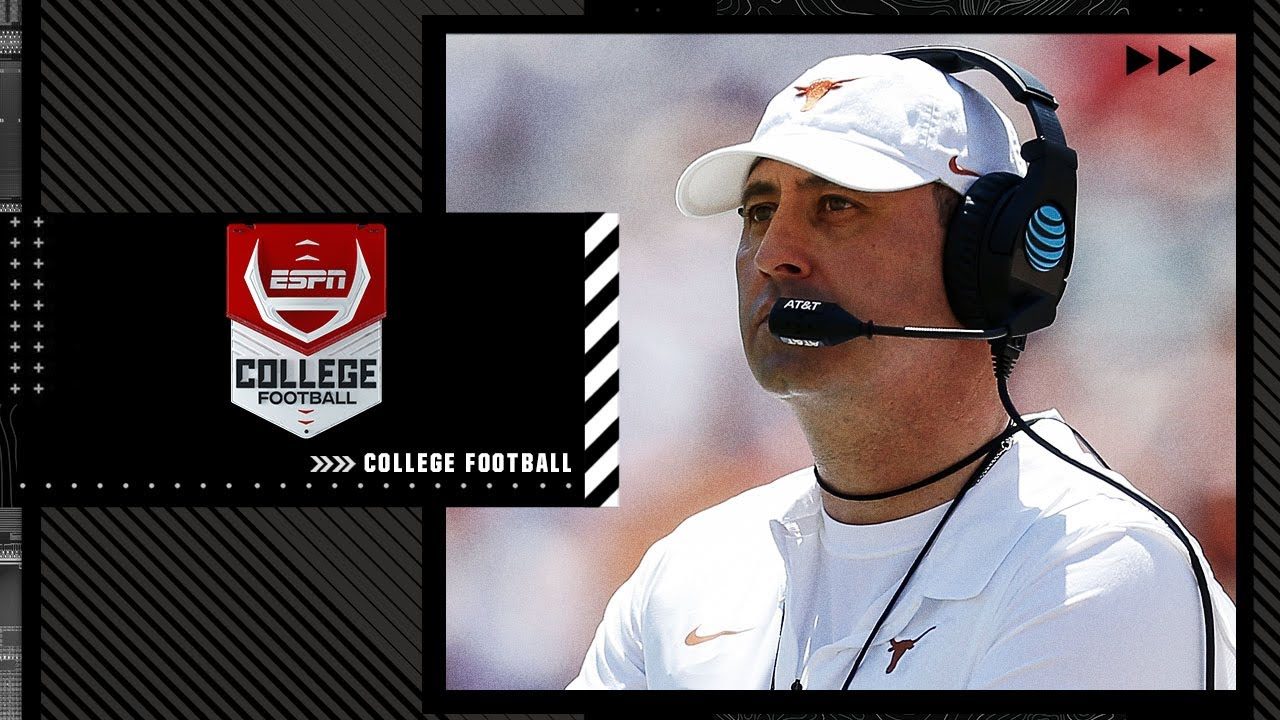 What are the expectations for Texas under Steve Sarkisian in 2021?