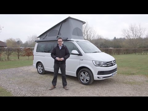 The Practical Motorhome Volkswagen California Ocean review by Top Car Reviews on YouTube