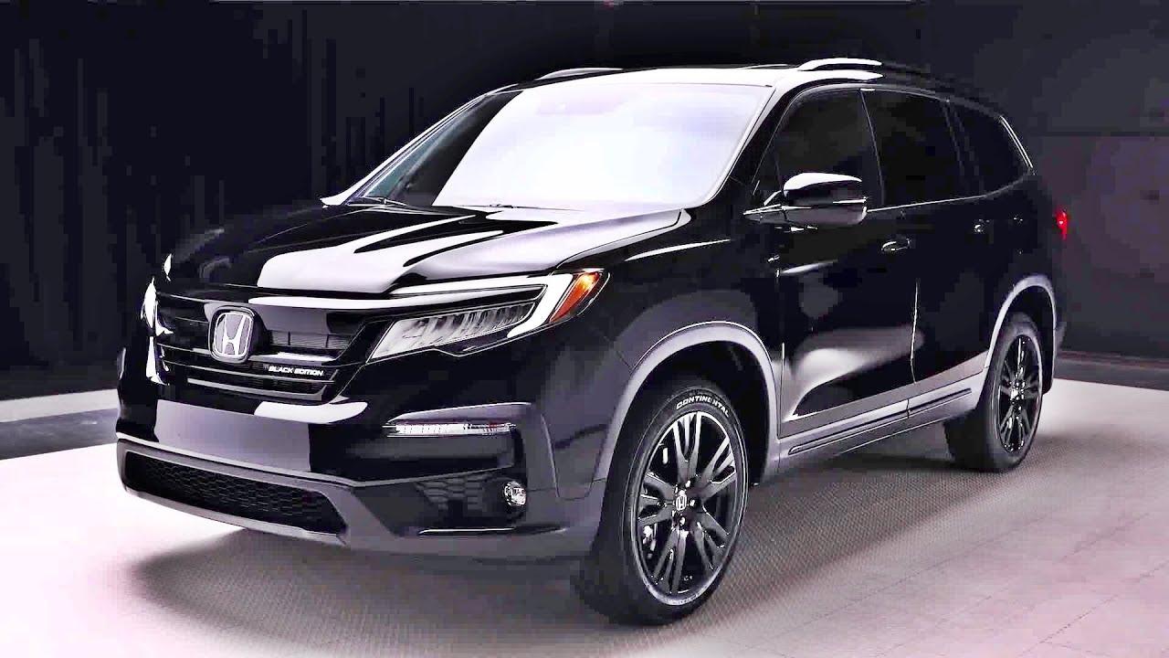 2019 Honda Pilot Redesign, Release And Price >> 2019 Honda Pilot First Look